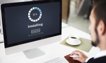 Computer Software Install
