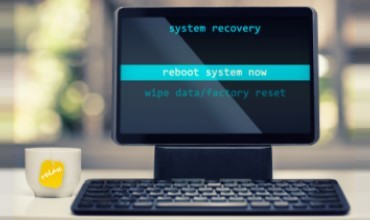 Factory Reset, System Recovery, System Restore