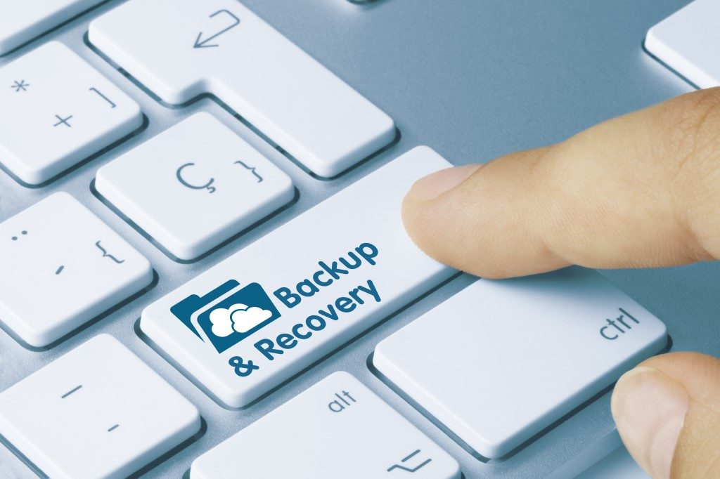Data Backup, Data Recovery, Data Transfer